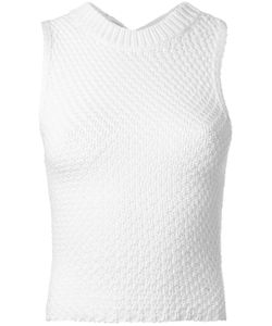 3.1 Phillip Lim | Crochet Back Tie Tank