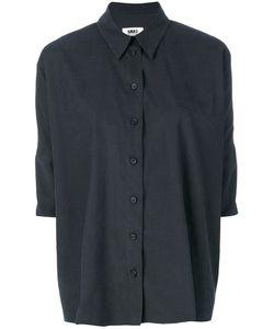 MM6 by Maison Margiela | Объемная Рубашка На Пуговицах