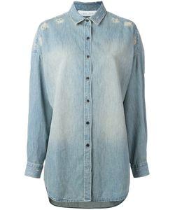 Iro   Denim Shirt Size 36