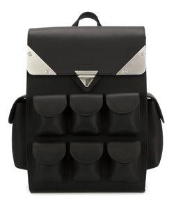 VALAS   Mini Voyager Backpack Unisex One