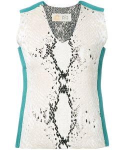 Theatre Products   Snakeskin Print Tank Rayon/Polyester