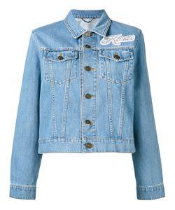 Kenzo | Patch Appliqué Denim Jacket Size Large