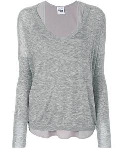 Twin-Set Jeans | Baggy Fit Sweater Women S