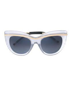 BOUCHERON | Солнцезащитные Очки С Оправой Кошачий Глаз
