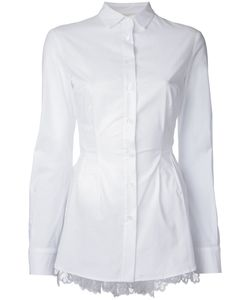 Antonio Berardi | Ruffled Back Shirt Size 42