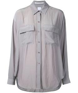 Cityshop | Рубашка С Карманами С Клапаном