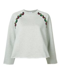 Sonia Rykiel | Ric Rac Sweatshirt Xs Cotton