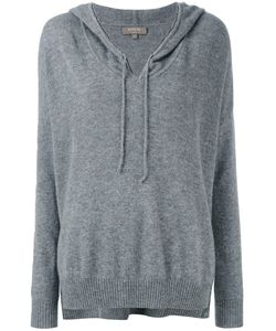 N.PEAL | Metal Edge Hooded Jumper Size Small