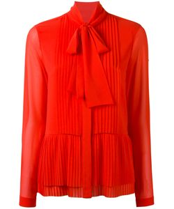 Michael Michael Kors | Pleated Shirt 6 Polyester