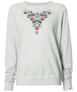THE GREAT | Heart Patch Jumper 1 Cotton/Rayon