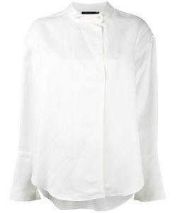Calvin Klein Collection | Band Collar Shirt