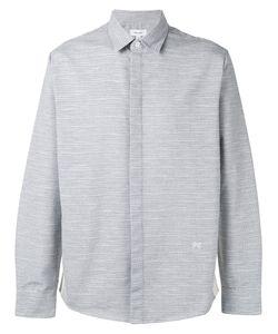 Soulland   Fardon Gross Grain Shirt Size Medium