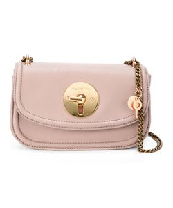 See By Chloe | See By Chloé Chain Strap Shoulder Bag Sheep Skin/Shearling/Cotton