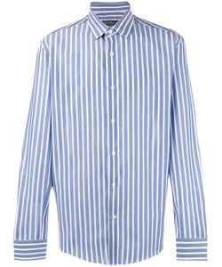Salvatore Ferragamo | Vertical Striped Shirt