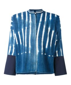 Forte Forte | Raw Printed Denim Jacket