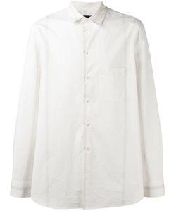 UMA WANG   Tazio Shirt Small Cotton
