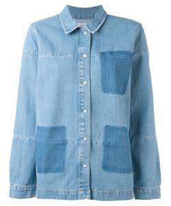 ANINE BING | Denim Shirt Small Cotton