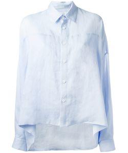 Y'S | Cape Effect Shirt