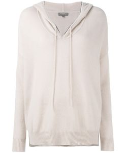 N.PEAL | Metal Edge Hooded Jumper Size Large