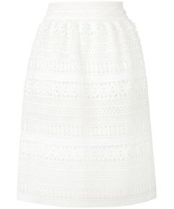 Burberry | Crochet Skirt 6