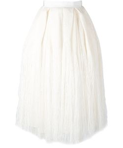 Maison Rabih Kayrouz | Tassel Pleated Skirt