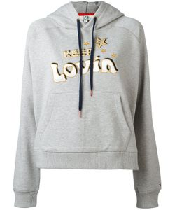 Tommy Hilfiger | Keep Lovin Hoodie Xs Cotton