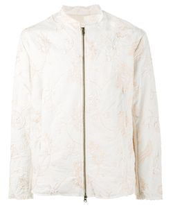 BY WALID | Jacob Embroide Jacket Large Cotton