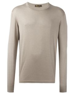 Loro Piana | Crew Neck Jumper 50 Silk/Cashmere