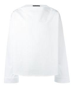 Haider Ackermann | Boat Neck Sweatshirt Large Cotton