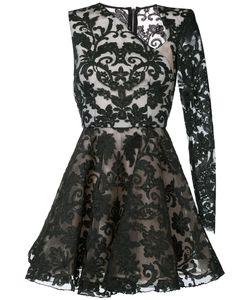 ALEX PERRY | Платье Rhys Со Смещенным Вырезом