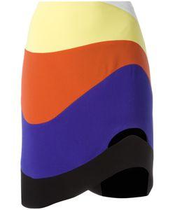 Mugler | Jupe Skirt 38 Spandex/Elastane/Acetate/Viscose/Polyester