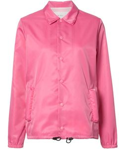 Julien David | Buttoned Jacket Small Polyester/Nylon