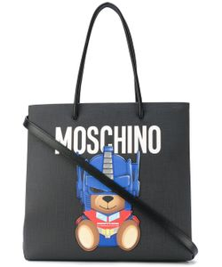 Moschino | Teddy Bear Logo Tote Bag