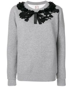 Antonio Marras | Appliqué Flower Jumper