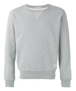 Closed | Patch Detail Sweatshirt Size Xl