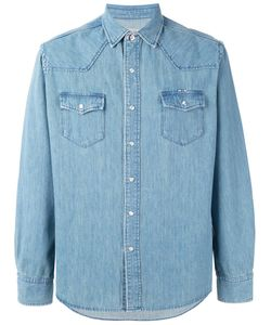 Maison Kitsune | Рубашка С Накладными Карманами