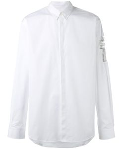 Dsquared2 | Cross-Embellished Shirt