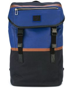 PS PAUL SMITH | Ps By Paul Smith Double Straps Structured Backpack