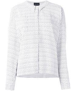 Emporio Armani | Printed Shirt 44 Viscose