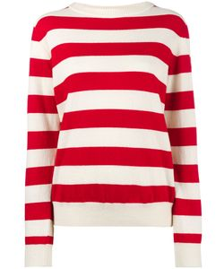 Holiday | Sailor Long Sleeve Stripe Sweater Women