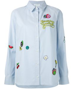 Mira Mikati | Patch Work Shirt