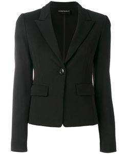 Emporio Armani | One Button Blazer
