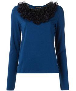 GLORIA COELHO   Embellished Blouse P