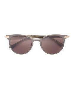 Gucci Eyewear | Round Frame Titanium Sunglasses Size