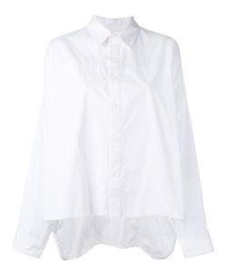 Y'S | Асимметричная Рубашка Свободного Кроя