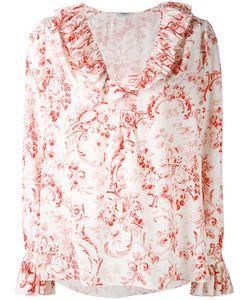 VILSHENKO | Рубашка С Цветочным Узором