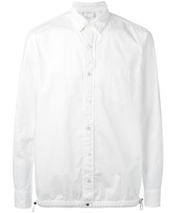 Sacai | Drawstring Pull Shirt Jacket 3 Cotton/Polyester