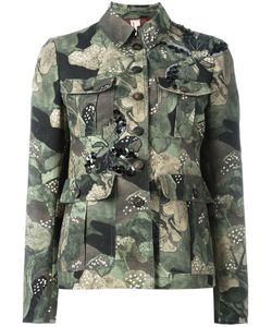 Antonio Marras | Camouflage Military Jacket