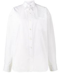 Balenciaga | Свободная Рубашка
