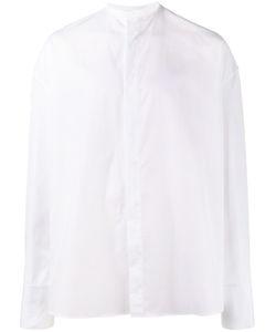 Haider Ackermann | Oversized Long Sleeve Shirt Small Cotton